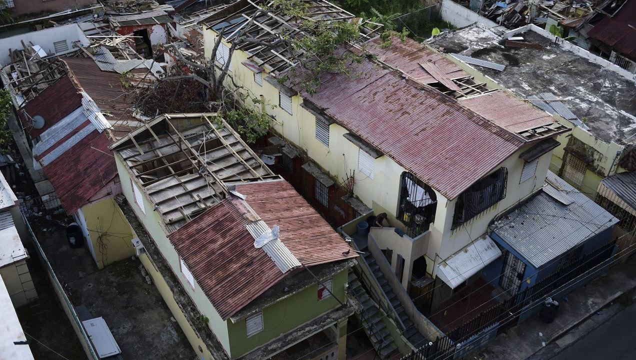 Puerto Rico suma 64 muertos tras impacto del huracán María en septiembre
