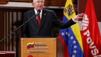Embajador venezolano en la ONU renuncia por pedido de Maduro