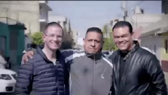 Ricardo Anaya Juan Zepeda Recorren Calles Neza