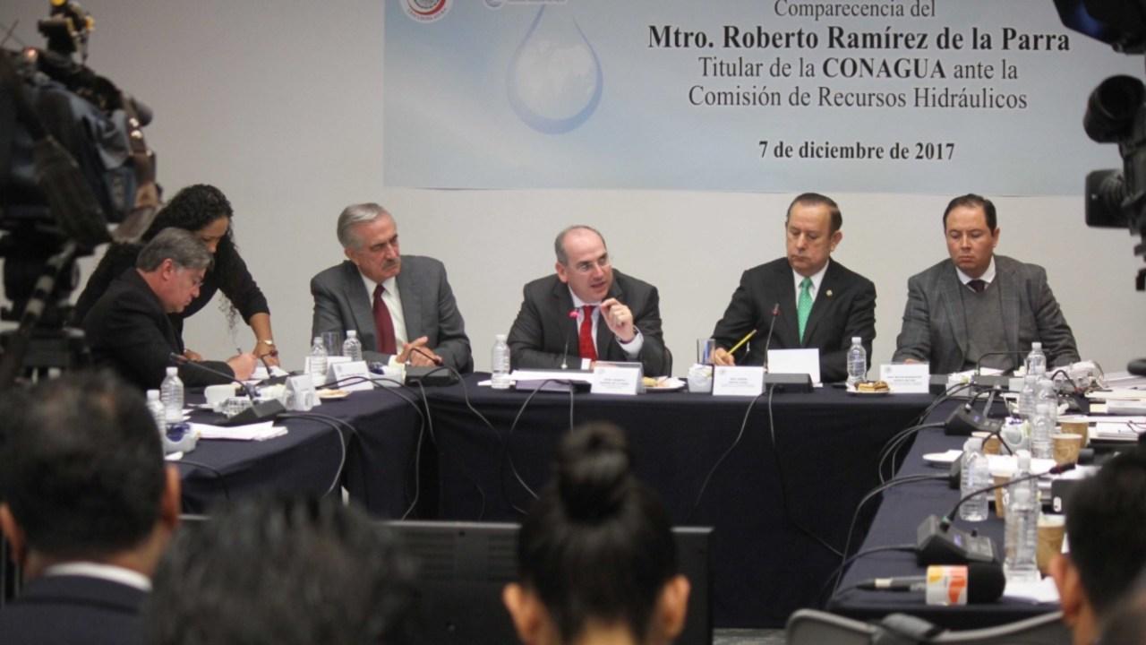 conagua garantiza abasto agua mexico 2018 y 2019