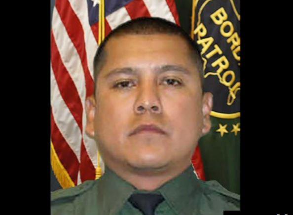 Rogelio Martínez, agente de la Patrulla Fronteriza muerto en Texas