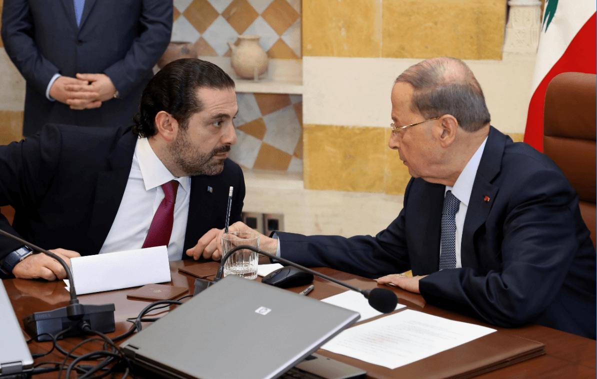 Primer ministro de Líbano pacta su permanencia en el cargo