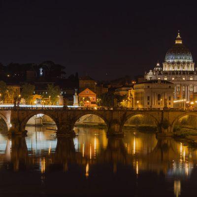 Roma prohíbe pirotecnia para proteger a mascotas y humanos