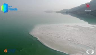 SMar Muerto y mar de Galilea, tesoros de agua de la tierra prometida