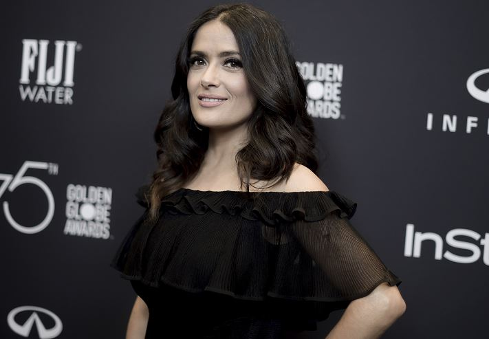 Harvey Weinstein fue por años 'mi monstruo', revela Salma Hayek