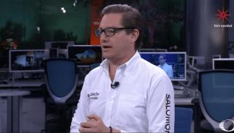 Chertorivski: En la CDMX puede haber mejoras