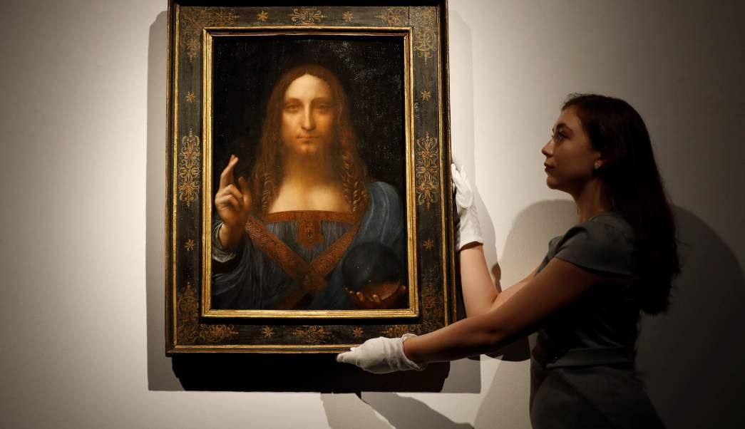 """Museo Louvre de Abu Dabi expondrá cuadro más caro de la historia"""""""