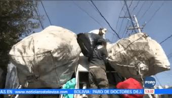 Siguen Sin Aplicar Separación Residuos San Mateo Tlaltenango Cuajimalpa