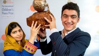 Sirio gana Premio de la Paz Infantil por construir escuelas a refugiados