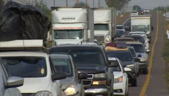 paisanos carreteras autopistas sonora visitantes accidentes