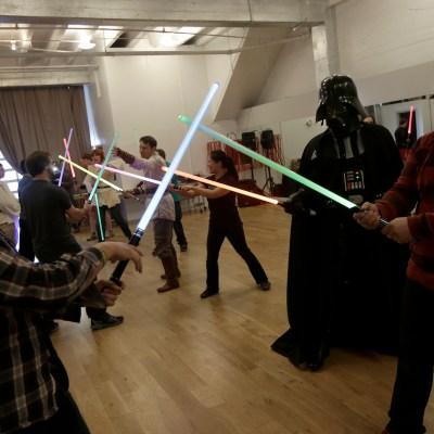 Conoce el deporte inspirado en los duelos de 'Star Wars'