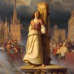 Stilke_Hermann_Anton_-_Joan_of_Arc's_Death_at_the_Stake_juana-de-arco