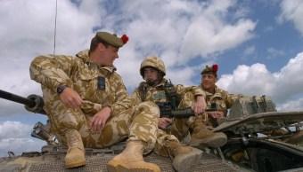 Tropas británicas cometieron crímenes de guerra en Irak