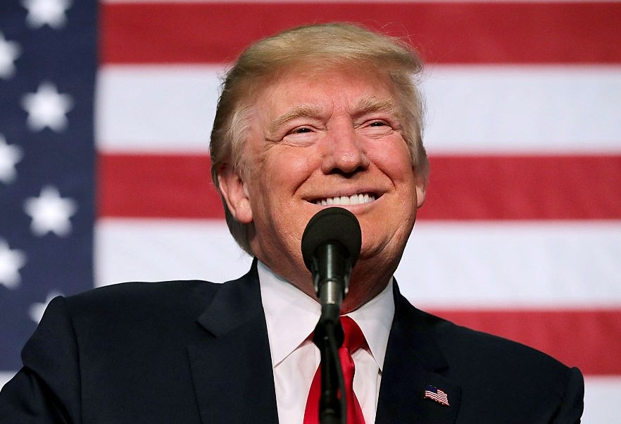 Trump ironiza calentamiento global frío extremo Estados Unidos