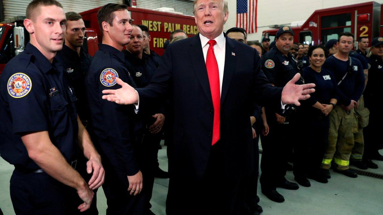 Trump alardea haber diezmado Estado Islamico