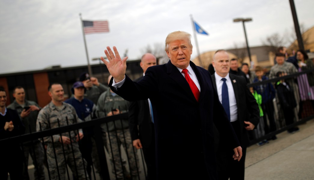 Tras sanciones Norcorea Trump asegura que mundo quiere paz no muerte