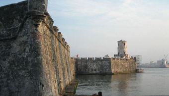 Fuerte de San Juan Ulúa, sitio de memoria de esclavitud en Veracruz