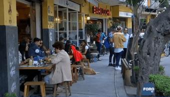 La Condesa reactiva su actividad económica tras sismo del 19 de septiembre
