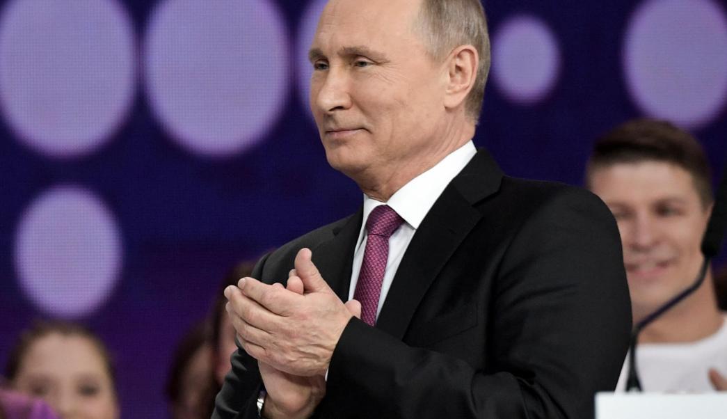 Vladimir Putin dice que podría buscar la reelección en 2018