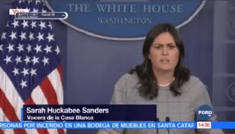 Vocera Casa Blanca Responde Declaraciones Trump Steve Bannon