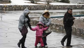 Zacatecas registra 15 grados bajo cero, la más fría en su historia