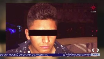 Detienen a hijo del alcalde de Chalco, por homicidio