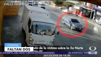 Detienen al presunto responsable de la muerte del alcalde Bochil, Chiapas