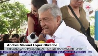 AMLO: Buena broma la de Ochoa