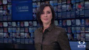 La Noticias, con Karla Iberia Programa del 3 de enero de 2018