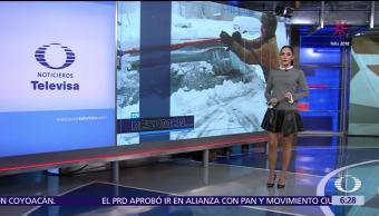 Las noticias, con Danielle Dithurbide Programa del 4 de enero de 2018