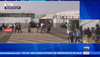 Alistan audiencia de Roberto Borge en penal de Nezahualcóyotl