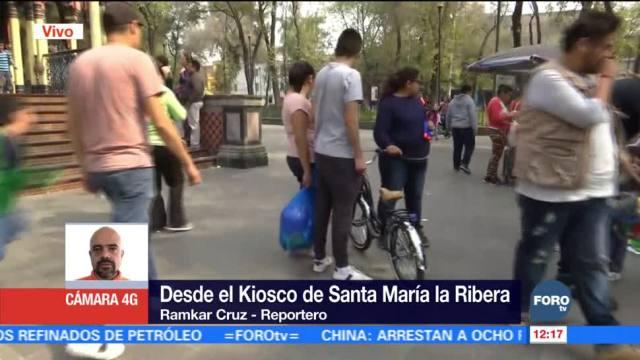 Vecinos realizan intercambio de juguetes en Santa María la Ribera