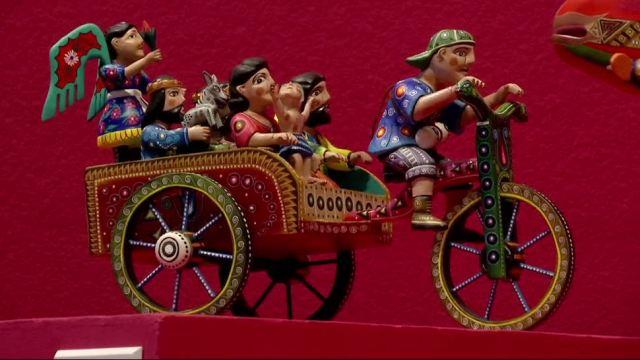 Retomando a… exposición 'Nacimientos. Arte y tradición popular' (1)