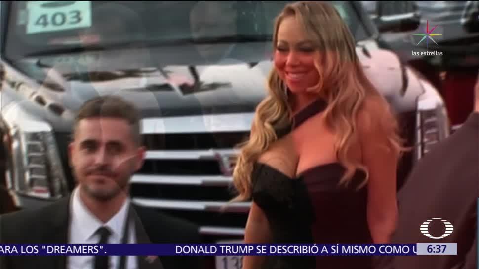 Estrellas de Hollywood se visten de negro en los Globos de Oro