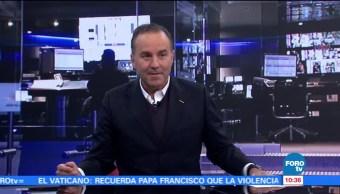 Matutino Express del 8 de enero con Esteban Arce (Bloque 3)
