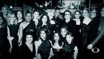Oprah Winfrey se roba la noche de los Globos de Oro
