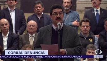 Sistema Anticorrupción respalda a Javier Corral y rechaza reducción presupuestal
