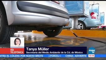 Autos Nuevos No Verificados Deberán Tramitar Constancia Sedema Tanya Müller