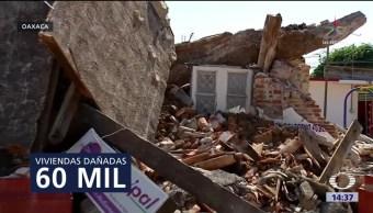 Cumplen Cuatro Meses Terremoto Oaxaca