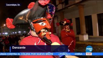 Veracruz Recuerda Lucha Moros Cristianos Danza