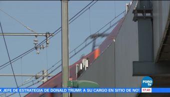 Concluyen Obras Reforzamiento L-12 Metro