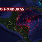 Sismo en Honduras se perciben en Quintana Roo