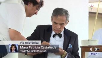 Hospitalizan al cantante José José