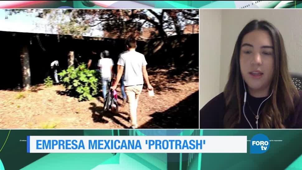 Entrevista con Mónica López, cofundadora de Protrash,