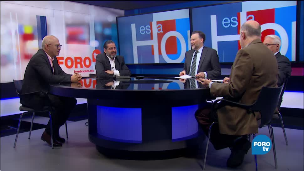 Leo Zuckermann, Francisco Abundis, Roy Campos, Jorge Buendía y Ulises Beltrán conversan sobre los posibles escenarios electorales en México para 2018