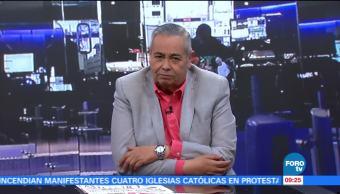 Matutino Express del 12 de enero con Esteban Arce (Bloque 2)