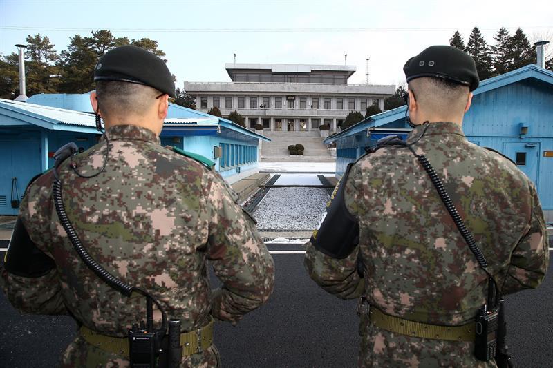corea norte reabre linea comunicacion militar sur
