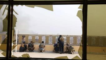 ataque save the children afganistan deja muerto 14 heridos