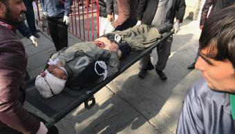 ataque taliban kabul deja 17 muertos mas cien heridos