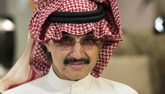 Liberan a príncipe saudí, detenido en noviembre por corrupción